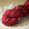 Chaussette / Fingering Weight / Mon Coeur Superwash Merino Wool Nylon Hand Dyed Yarn