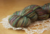 Fée / Lace Weight / Nebula III (OOAK) Superfine Merino Wool Silk Hand Dyed Yarn / Ready to Ship