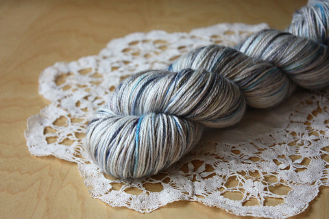 North Pole / Hand Dyed Yarn