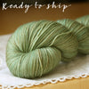 Alluree / Fingering Weight / Olivia OOAK Superwash Merino Cashmere Nylon Hand Dyed Yarn / Ready to Ship