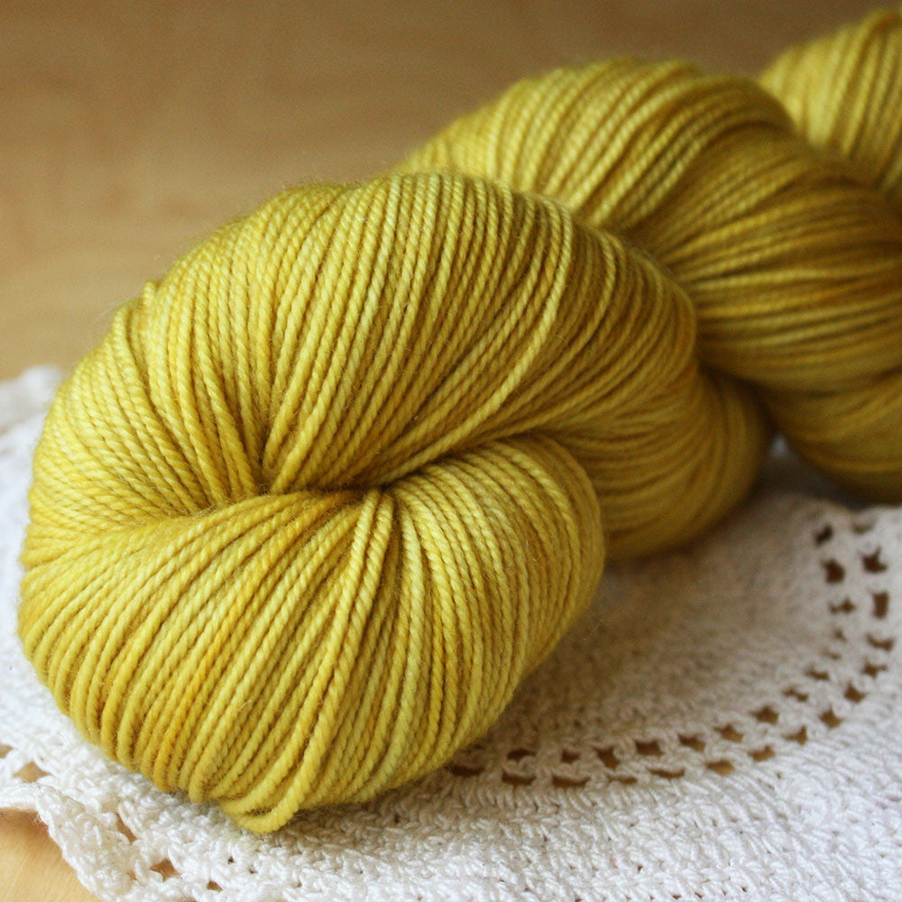 Limoncello / Hand Dyed Yarn