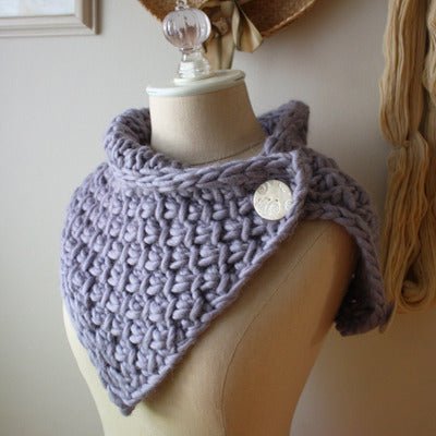 Phydeaux Twist Cowl Knitting Pattern
