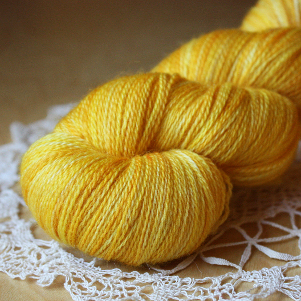 Beurre / Laceweight / Rapunzel Superwash Merino Wool