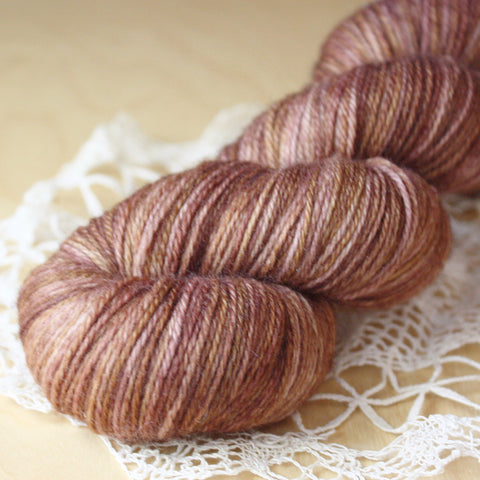 Rosewood / Hand Dyed Yarn