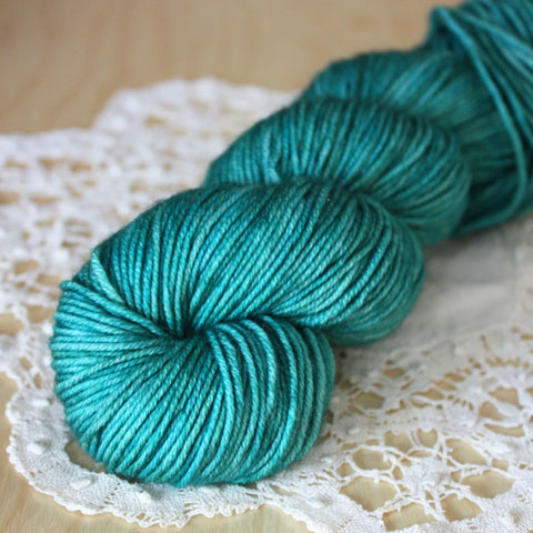 Sargasso / Hand Dyed Yarn