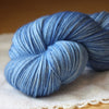 Alluree / Sock Weight / Sky Superwash Merino Cashmere Nylon Hand Dyed Yarn / Ready to Ship