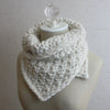 Neige Neckwarmer Knitting Pattern