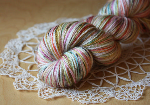 Orchard / Hand Dyed Yarn