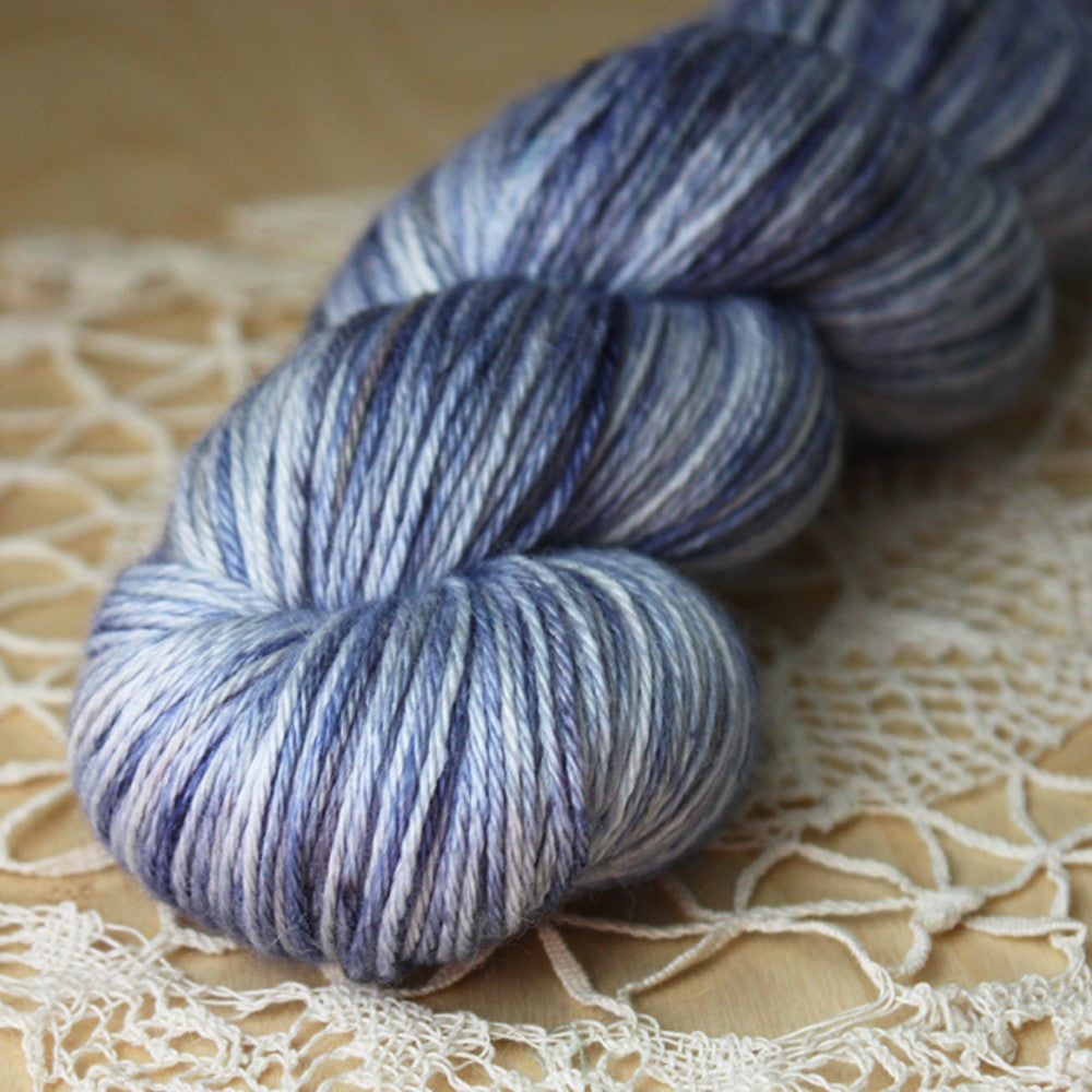 Stormy / Hand Dyed Yarn