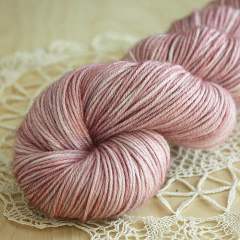 Sugared Plums / Hand Dyed Yarn