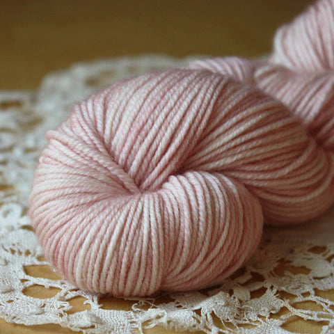 Sportif / Sportweight / Young Blush Superwash Merino Wool / READY TO SHIP