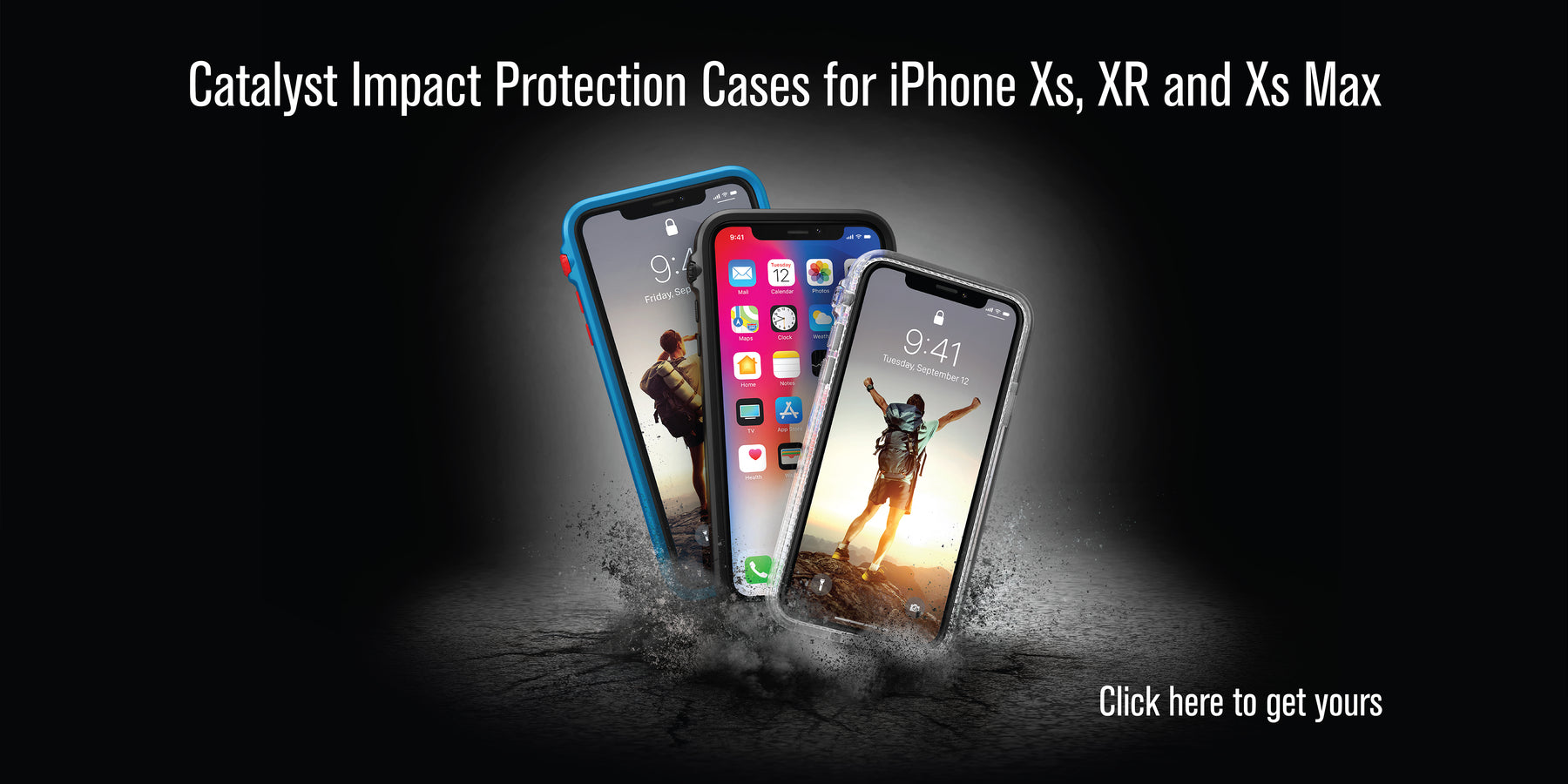 Buy Waterproof Case for iPhones and iPads | Catalyst