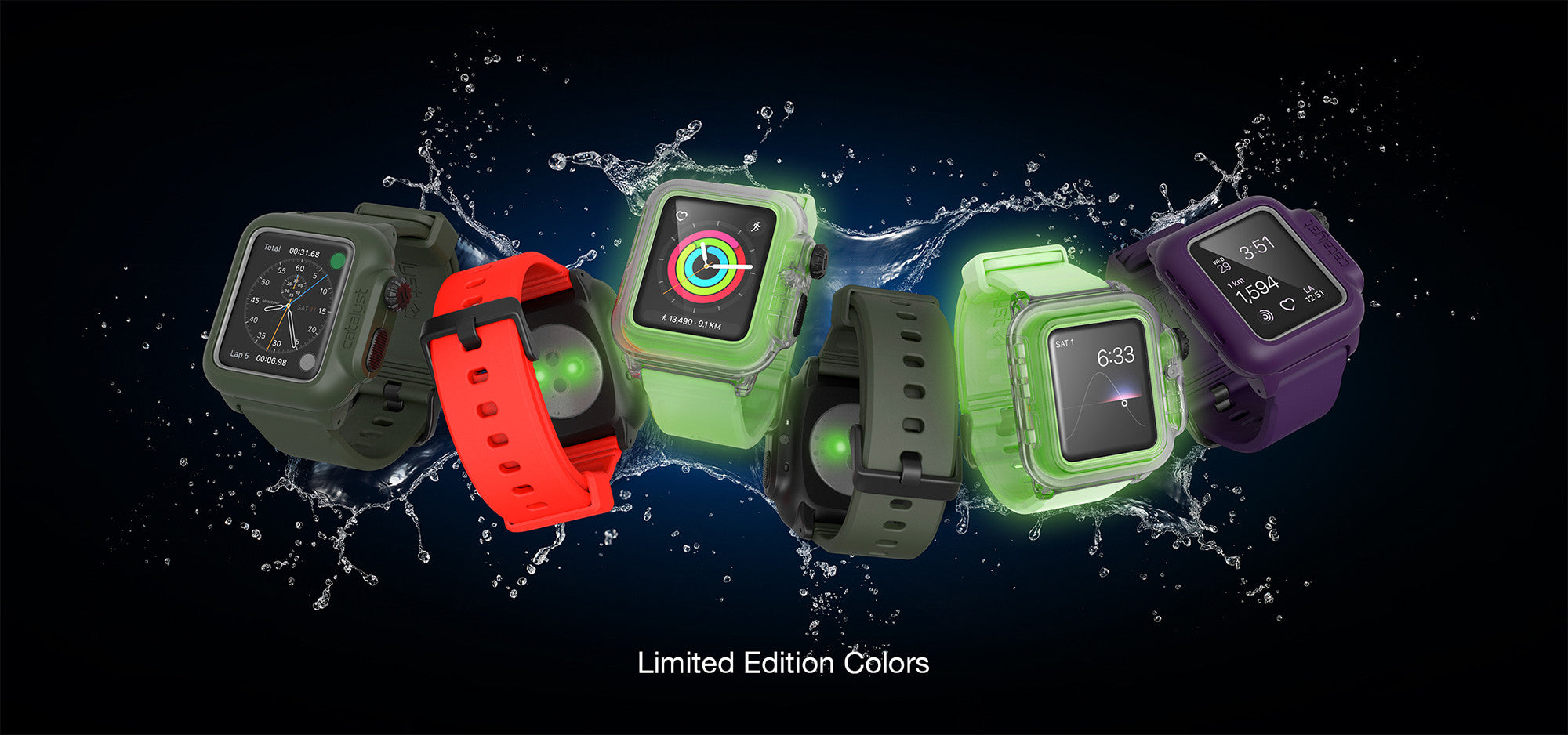sports shoes 04661 33e28 Catalyst Case for Apple Watch Series 2 – Catalyst Lifestyle