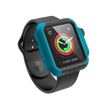 CAT42DROP3TEAL | Impact Protection Case for 42mm Apple Watch Series 2 and 3
