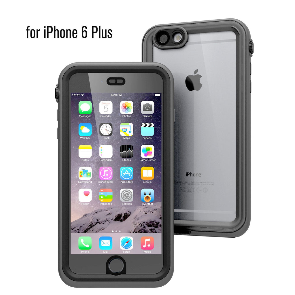 new arrival ebb23 72421 Buy Catalyst® Waterproof Case for iPhone 6 Plus & Screen Protector ...