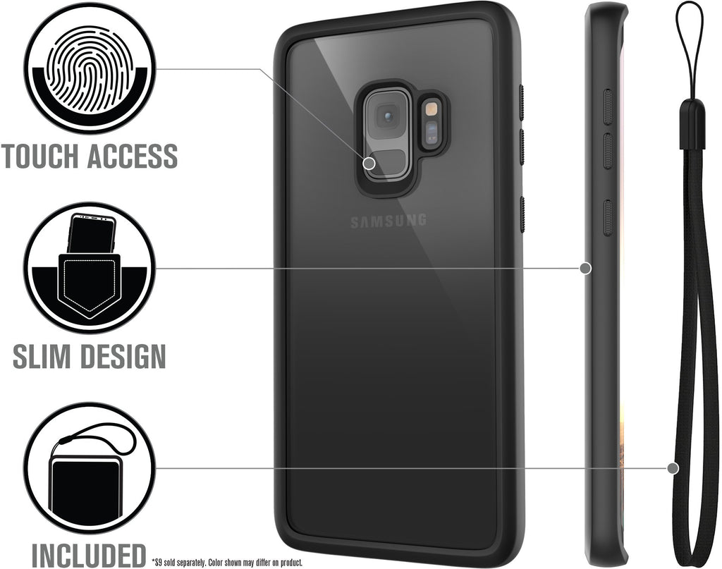 Impact Protection Case for Samsung Galaxy S9
