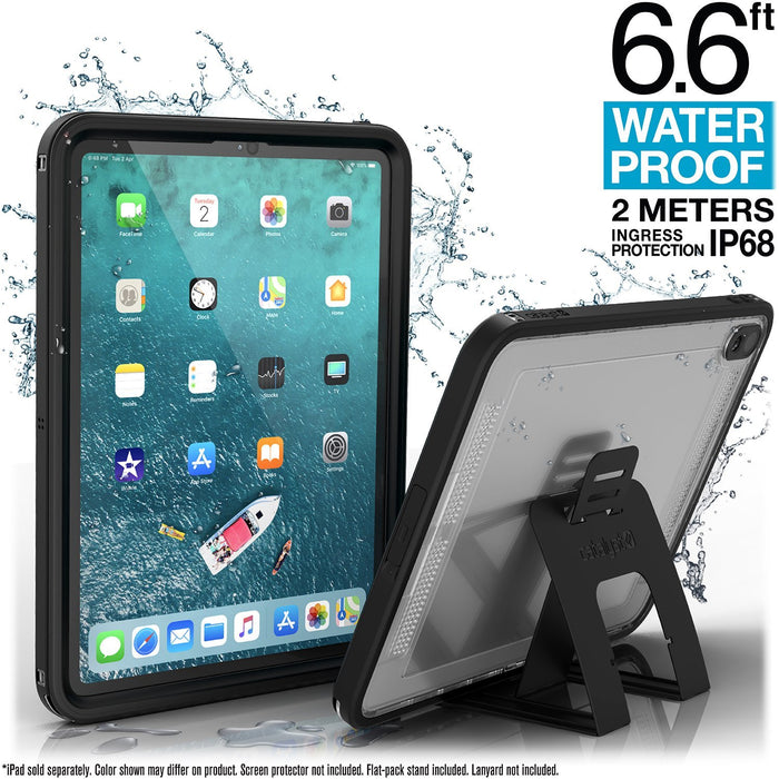 "CATIPDPRO11BLK | Waterproof Case for 11"" iPad Pro - 1st Gen (2018)"