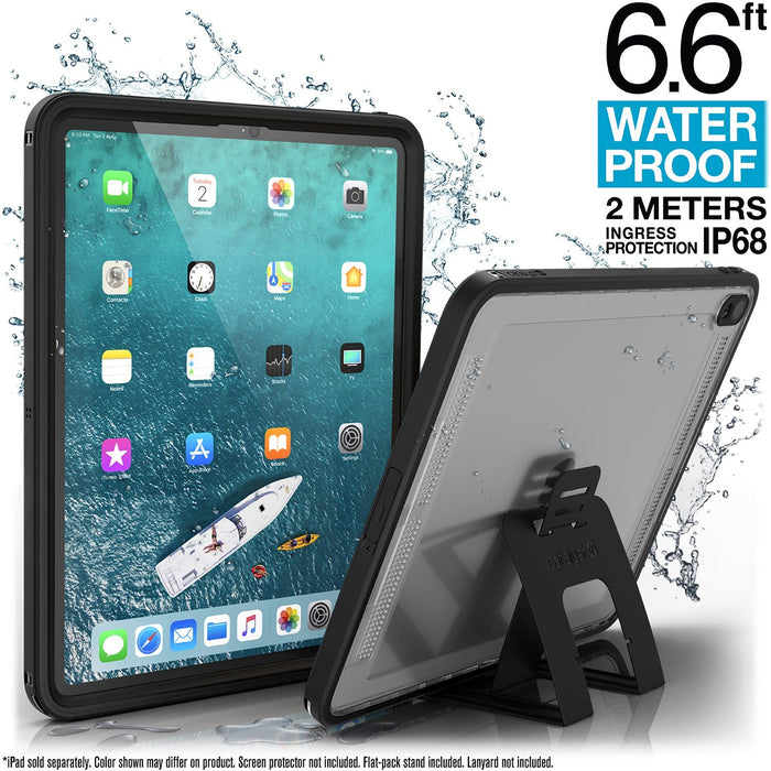 "CATIPDPRO12BLK3 | Waterproof Case for 12.9"" iPad Pro (2018/3rd gen)"