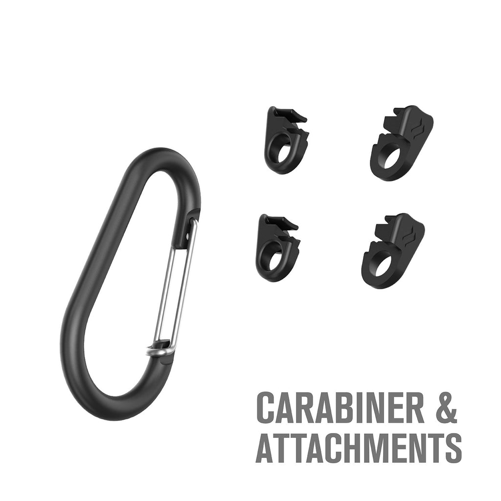 The Class Act Bundle  - Premium Carabiner and Attachments