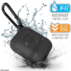 CATAPDGRY | Waterproof Case for AirPods
