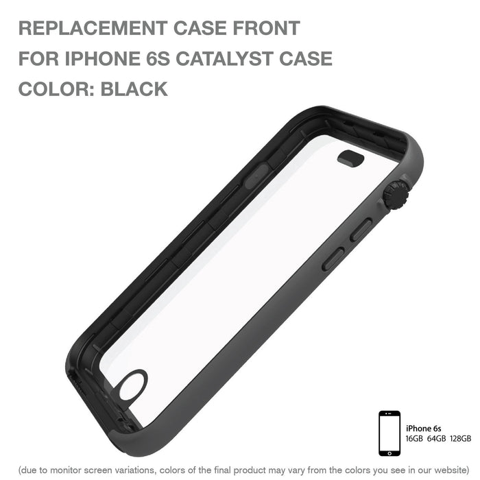 Replacement Case Front for Catalyst Case for iPhone 6s