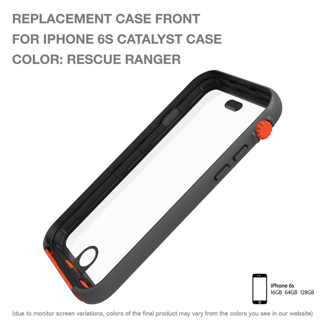 Replacement Case Front for Waterproof Case for iPhone 6s