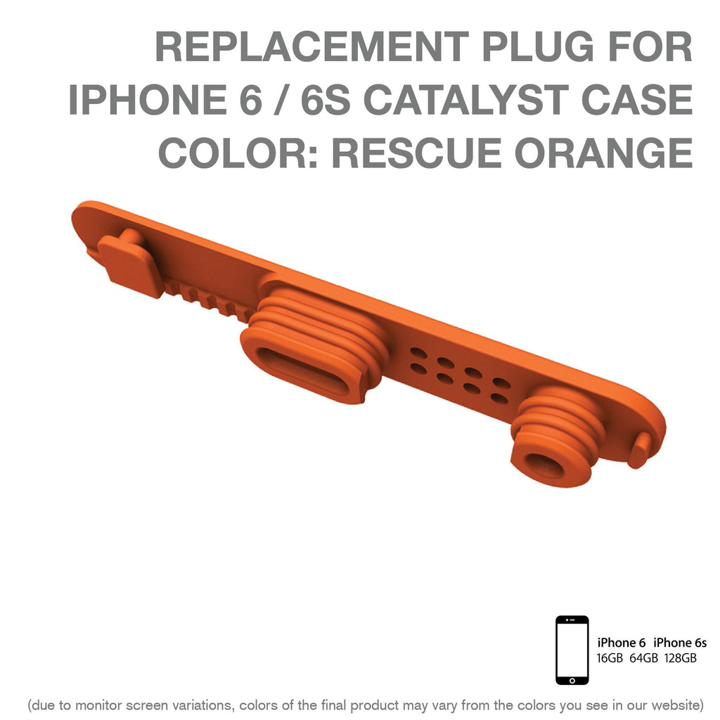 Replacement Plug For Catalyst Case For Iphone S