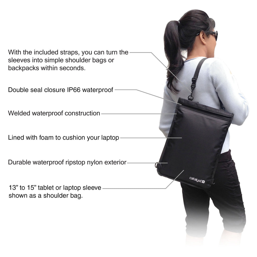 "Waterproof Sleeve for 9""-11"" Tablets and Laptops"