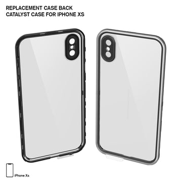 CATBACBLKXS | Replacement Case Back for Waterproof Case for iPhone Xs