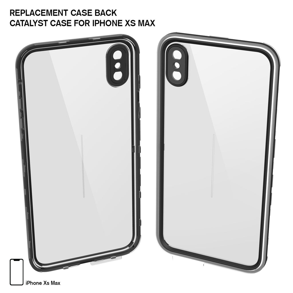 Replacement Case Back for Waterproof Case for iPhone Xs Max
