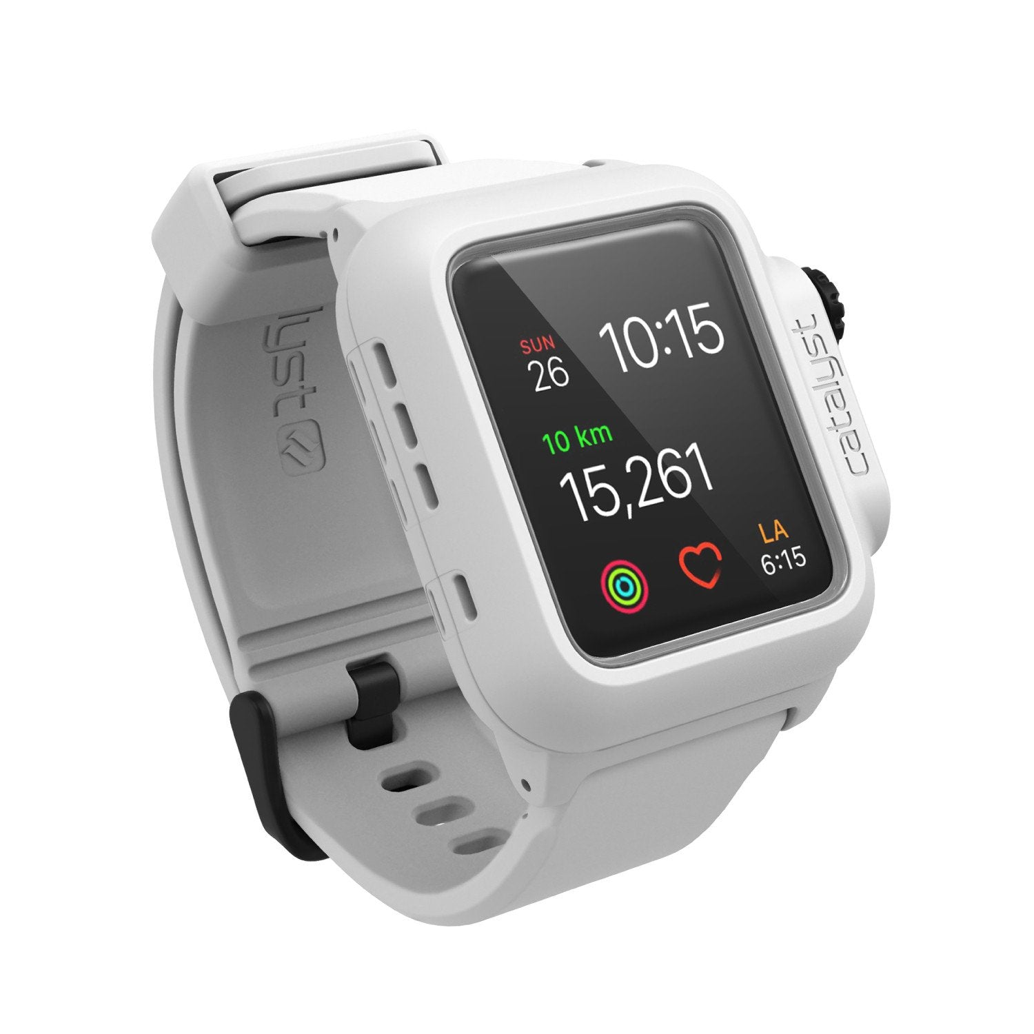 the best attitude cd6fc 287d3 Waterproof Case for 42mm Apple Watch Series 2
