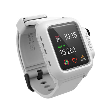 CAT42WAT2WHT | Waterproof Case for 42mm Apple Watch Series 2