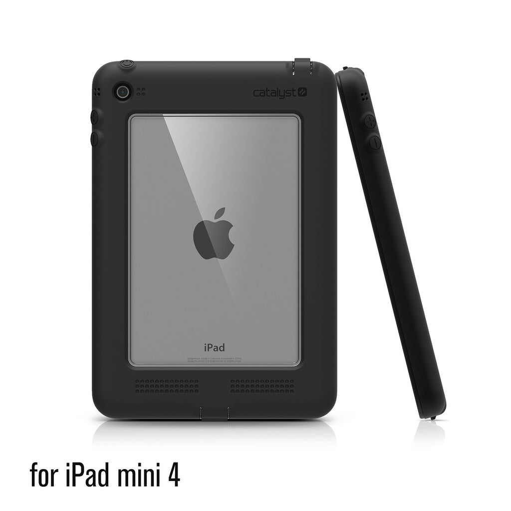 waterproof case for ipad mini 4 catalyst lifestyle. Black Bedroom Furniture Sets. Home Design Ideas