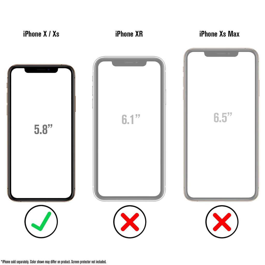 Impact Protection Case for iPhone X/Xs
