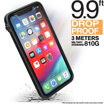 CATDRPHXBLKL | Impact Protection Case for iPhone Xs Max