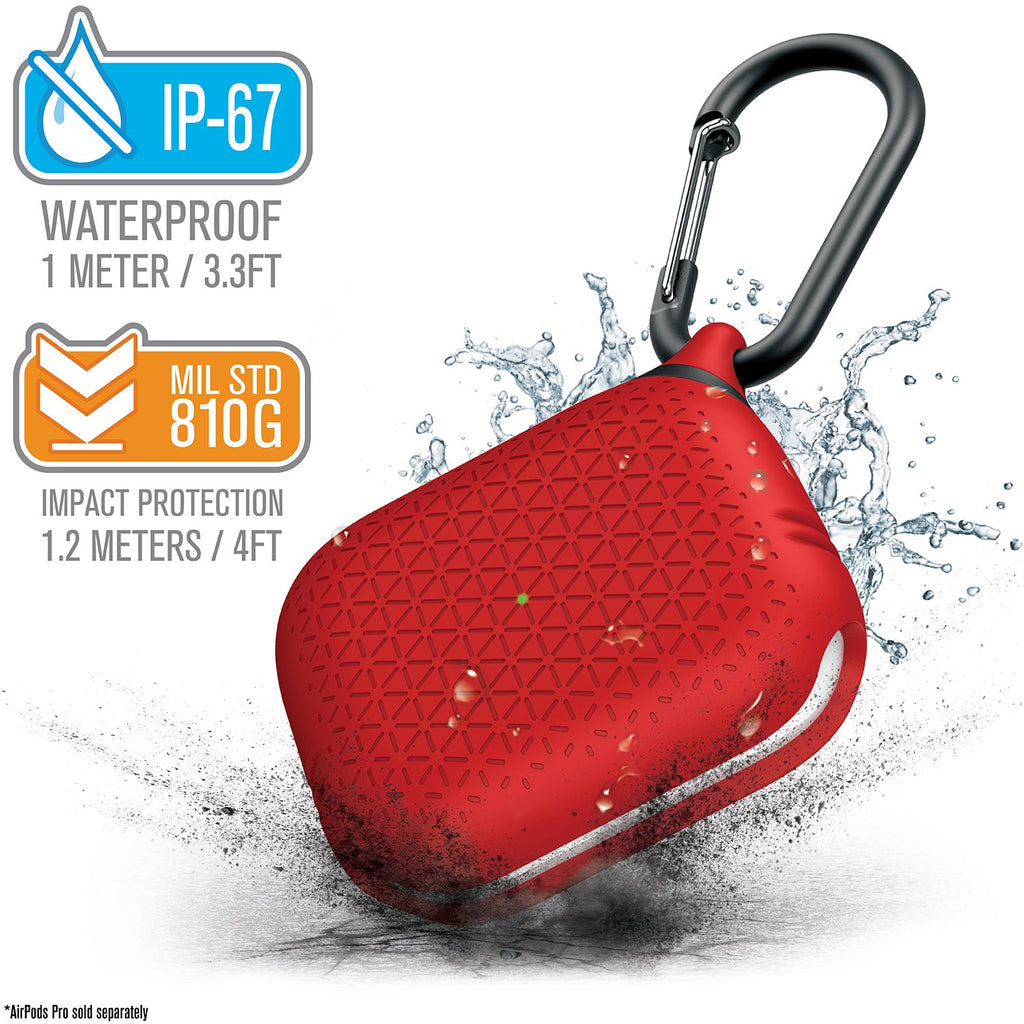 Premium Waterproof Case for AirPods Pro