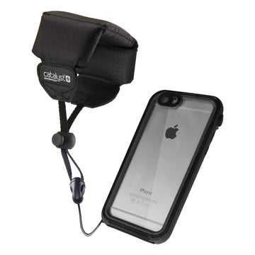 CATFLAN250 | Floating Lanyard for Catalyst iPhone Case - Stealth Black