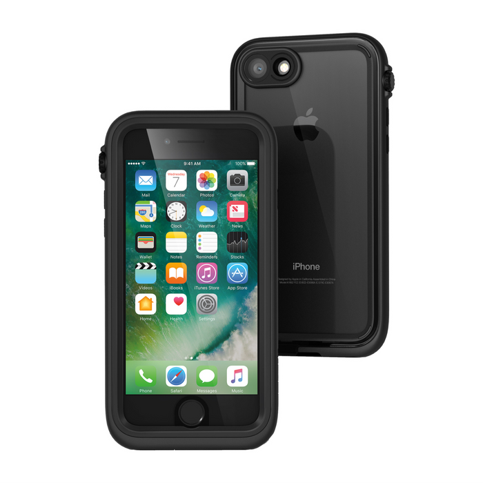 CATIPHO7BLK | Waterproof Case for iPhone 7