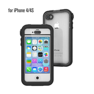 CATIPHO4SBLK | Waterproof Case for iPhone 4/4s