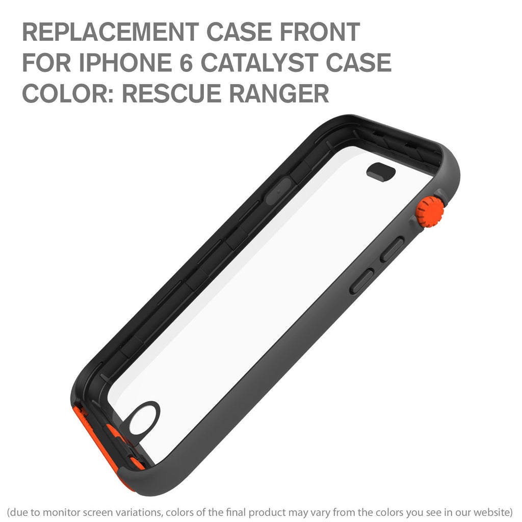 Replacement Case Front for Waterproof Case for iPhone 6