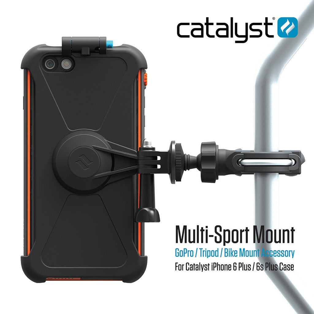 Multi-Sport Mount for Catalyst iPhone 6 Plus/6s Plus case