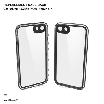 CATBACBLK7 | Replacement Case Back for Waterproof Case for iPhone 7