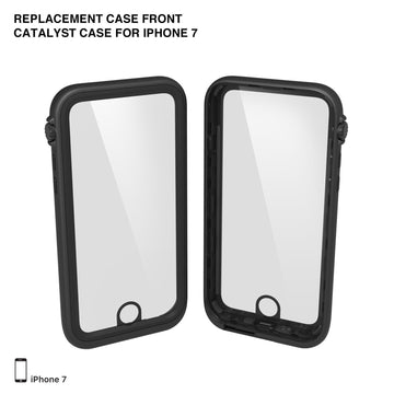 Replacement Case Front for Waterproof Case for iPhone 7
