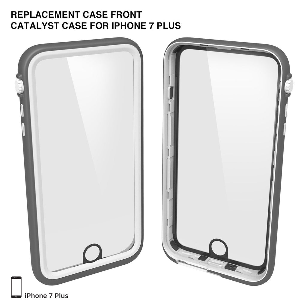 Replacement Case Front for Catalyst Case for iPhone 7 Plus