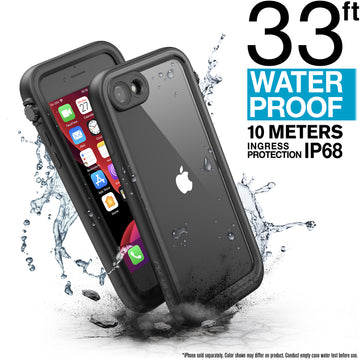 CATIPHO8BLK | Waterproof Case for iPhone 8 & 7
