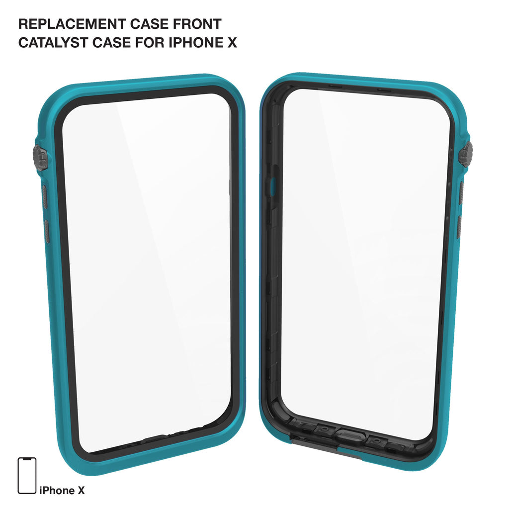 Replacement Case Front for Waterproof Case for iPhone X