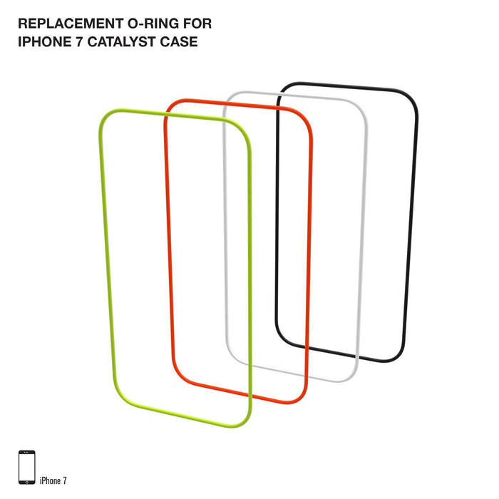 Replacement O-ring for Catalyst Case for iPhone 7