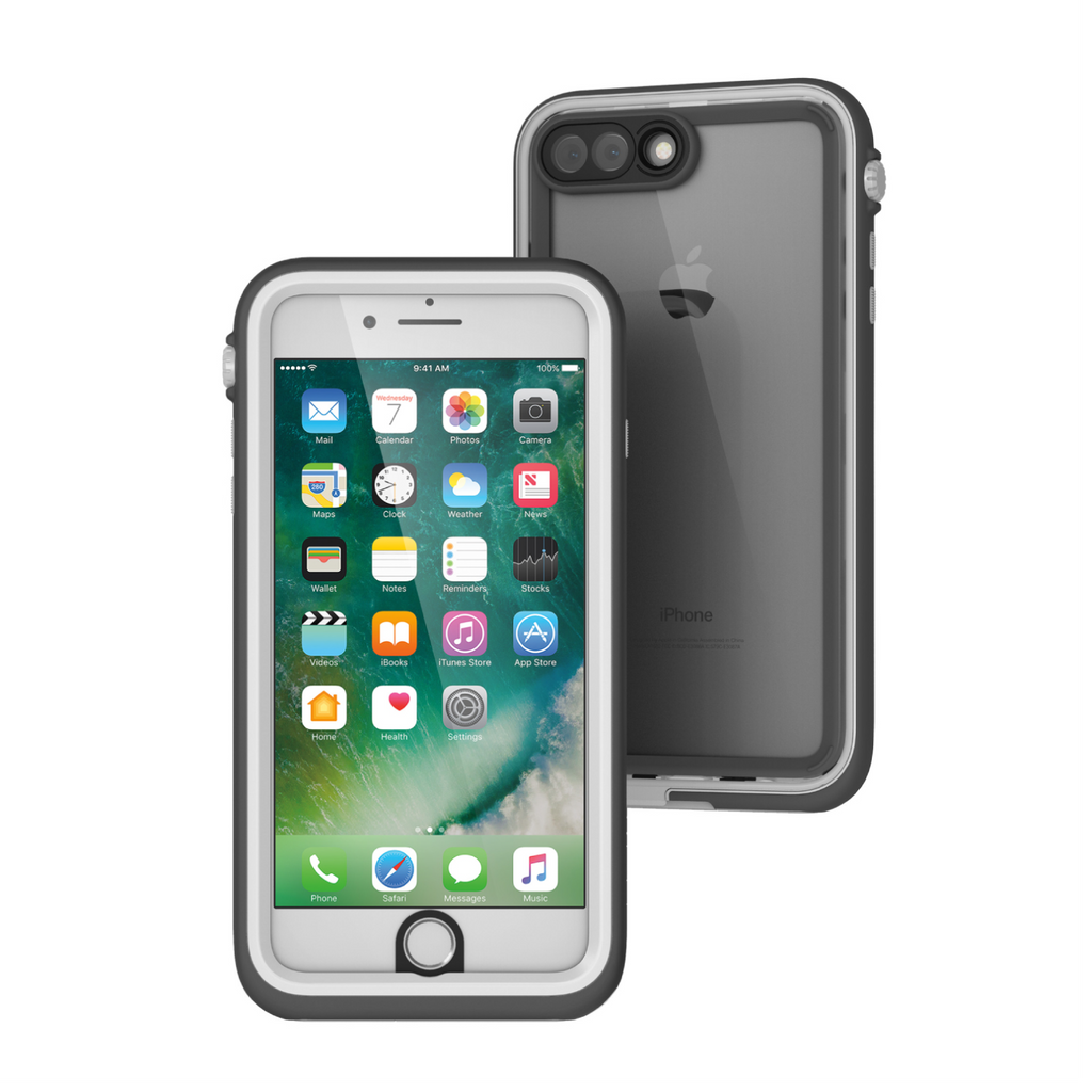 buy popular 4919e e021a Buy Catalyst® Waterproof Case for iPhone 7 Plus – Catalyst Lifestyle