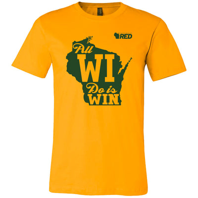 All WI Do is Win T-Shirt