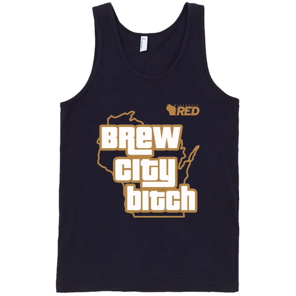 Brew City B*tch Tank Top